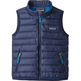 Patagonia Down Sweater Vest Baby classic navy